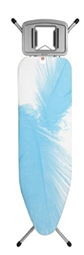 Brabantia Ironing Board with Solid Steam Iron Rest, Size B