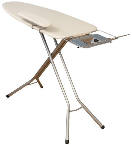 Household Essentials Fibertech Mega Pressing Station Ironing Board