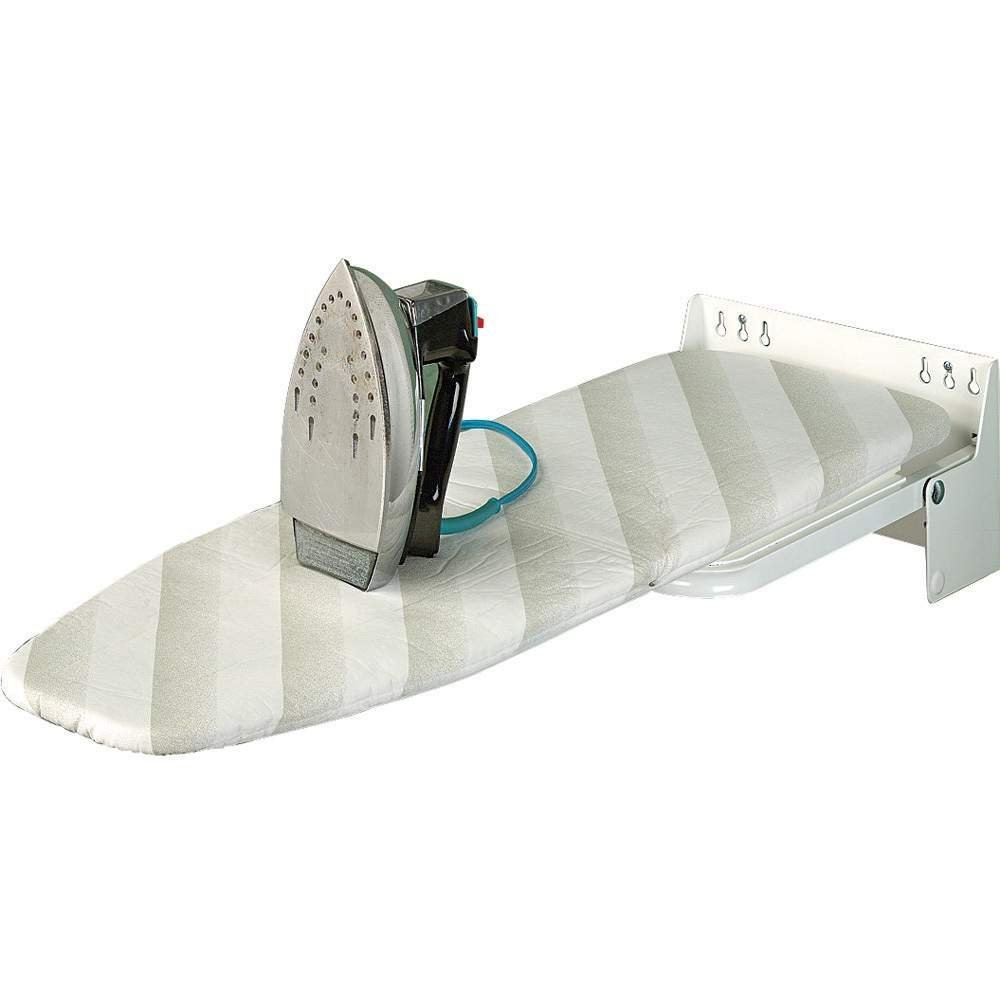 Wall-Mounted - One of the best ironing boards by Hafele America