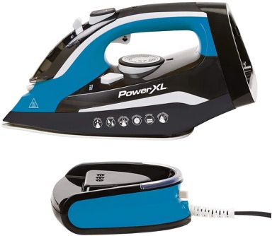 Buy PowerXL cordless steam Iron